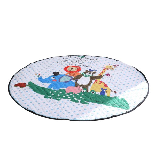 baby cotton mats,baby play carpet,baby rugs,cartoon bed