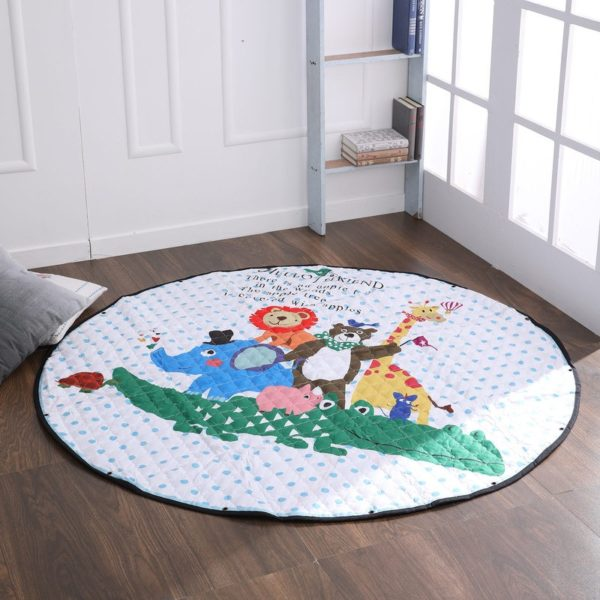 baby cotton mats,baby play carpet,baby rugs,cartoon bed sheet,kids