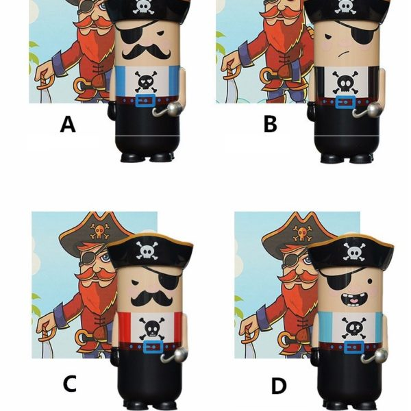 Pirates Of Caribbean Thermos Water Bottle Vacuum Flasks