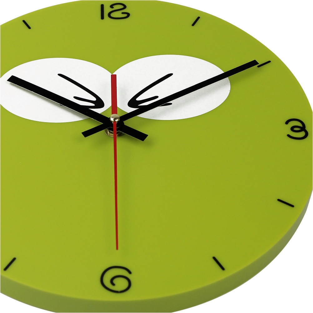 Diy 3d Sticker Wall Clock Decal Angry Tweety Bird The Tickle Toe