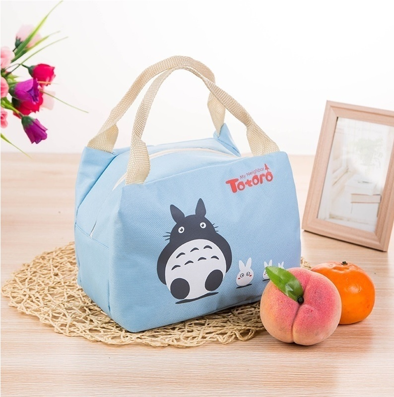 d0ad643e75b7 thetickletoe lunch bag kids school office cute cartoon totoro bento ...