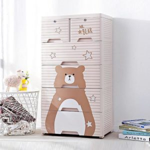 kids storage children wardrobe room furniture storage organizer plastic wardrobe