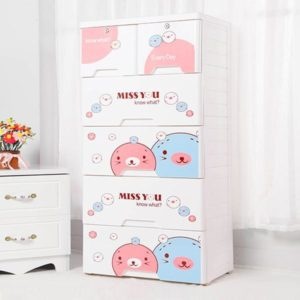 kids wardrobes, plastic chest of drawer, baby storage box , kids plastic almirah