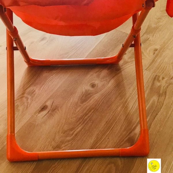 Foldable Chair Kids Chair Baby Chair Thetickletoe Kids