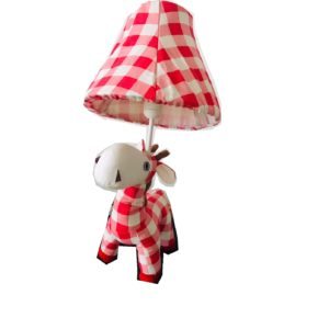 lamp , table lamp , kids room lamp ,room decor