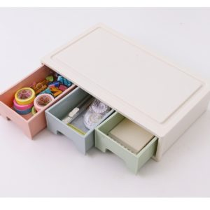 bathroom , kitchen counter storage box, jewelry box,stationary box