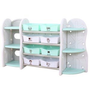 toys organizer kids book stand rack organizer shelf