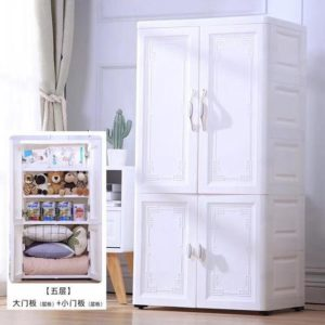 big wardrobe furniture Kids books storage cabinets box cupboard organizer drawers boys girls cloth clothes toys books wheels lock toys thickened plastic tickle toe closet wardrobe tickle toe décor