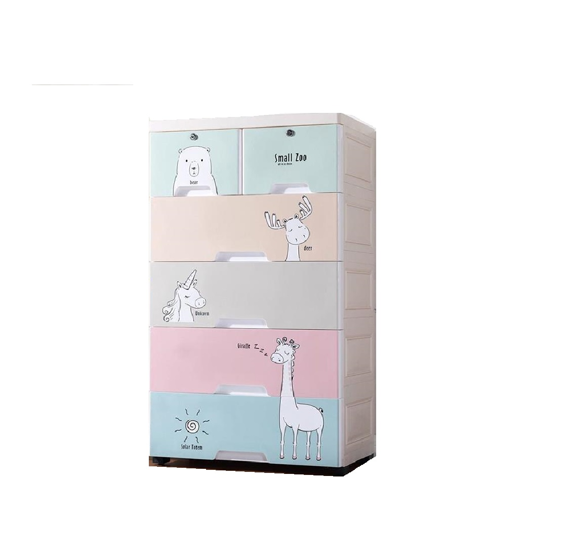 Baby Decor almirah room cabinet chester wardrobe kids