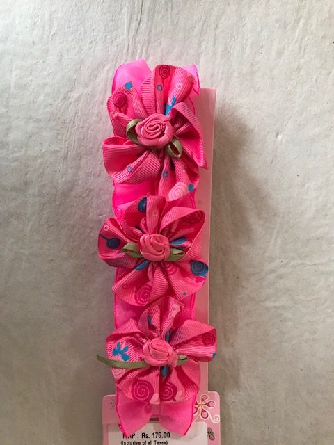 hair band hair accessories daily wear fashionable kids